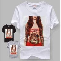 Buy cheap T-shirts OrderSupreme t shirt tattoo girl tee kermit the frog x from wholesalers
