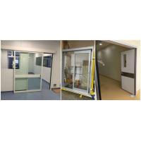 Cheap Auto sliding ICU room door for sale