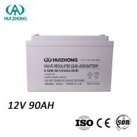 Buy cheap AGM 12V 90AH Battery from wholesalers
