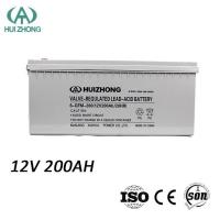 Buy cheap AGM 12V 200AH Battey from wholesalers