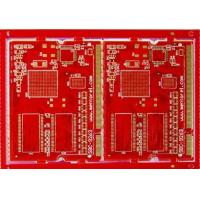 Buy cheap Six Layers Immersion Gold PCB from wholesalers