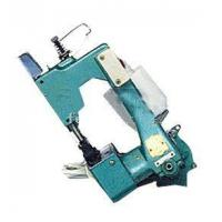Woven bag sewing machine
