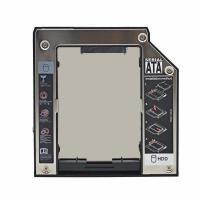 Buy cheap 9.5MM IDE to SATA IBM Lenovo Thinkpad T60 T60P T61 T61P 2nd HDD Caddy from wholesalers