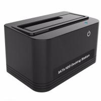 Buy cheap USB2.0 Single Bay HDD Docking Station from wholesalers