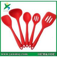 Buy cheap Not Easy to Deformation. Good Flame Retardant. Light Weight Silicone Rubber Kitchen Utensils from wholesalers