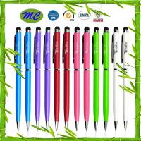 Buy cheap Metal Pen Metal ballpoint pen with touch pen from wholesalers