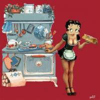 Buy cheap Betty Serving Food Fashioned Country Stove Food Untensils Etc Betty Boop from wholesalers
