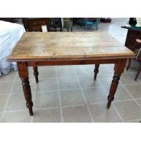 Buy cheap Gorgeous Antique Rustic Primitive Country Pine Harvest Dining Table Circa 19th Century For Sale from wholesalers