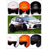 China FIA Rated Open Face Helmets Auto Racing Helmets with Bluetooth Intercom on sale