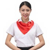 Solid Color Polyester Scarves