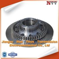 Rubber machinery using high-precision gear