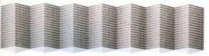 China Plisse / Pleated Insect Screen