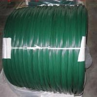 Cheap PVC or Plastic Coated Steel Wire for sale