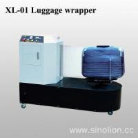 Buy cheap Economy Standard Luggage Wrapping Machine from wholesalers