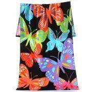 Buy cheap 100% Cotton Printing Beach Towels With Bohemia Fringe Pattern from wholesalers