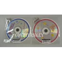 Various Books/Brochure/Manual cd with eva hub and round cardboard for gift box