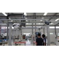 Truss robot and peripheral devices of robot