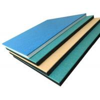 Polyester Fiber Acoustic Panel Felt with panel composition
