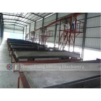 Cheap China Shaking Table For Gold /Tungsten/Lead /Silve for sale