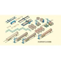 Wind Tower Welding Production Line