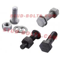 China ASTM A325 Steel Structure Bolt Set on sale