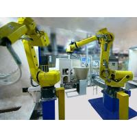 Cheap High-pressure Casting Uni ROBOT GLAZING WORKING STATION for sale