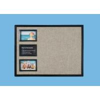 Cheap Hessian + Photo Frame board for sale
