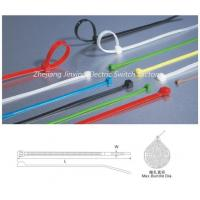 Cheap Self-Locking Nylon Cable Ties for sale