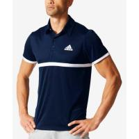 Cheap adidas Mens ClimaLite Court Tennis Polo wholesale