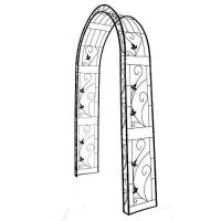 Buy cheap Arbors and Arches 0606220105510 from wholesalers