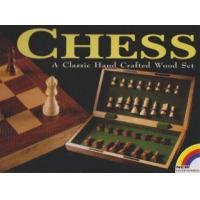 Cheap Chess - A Classic Hand Crafted Wood Set for sale