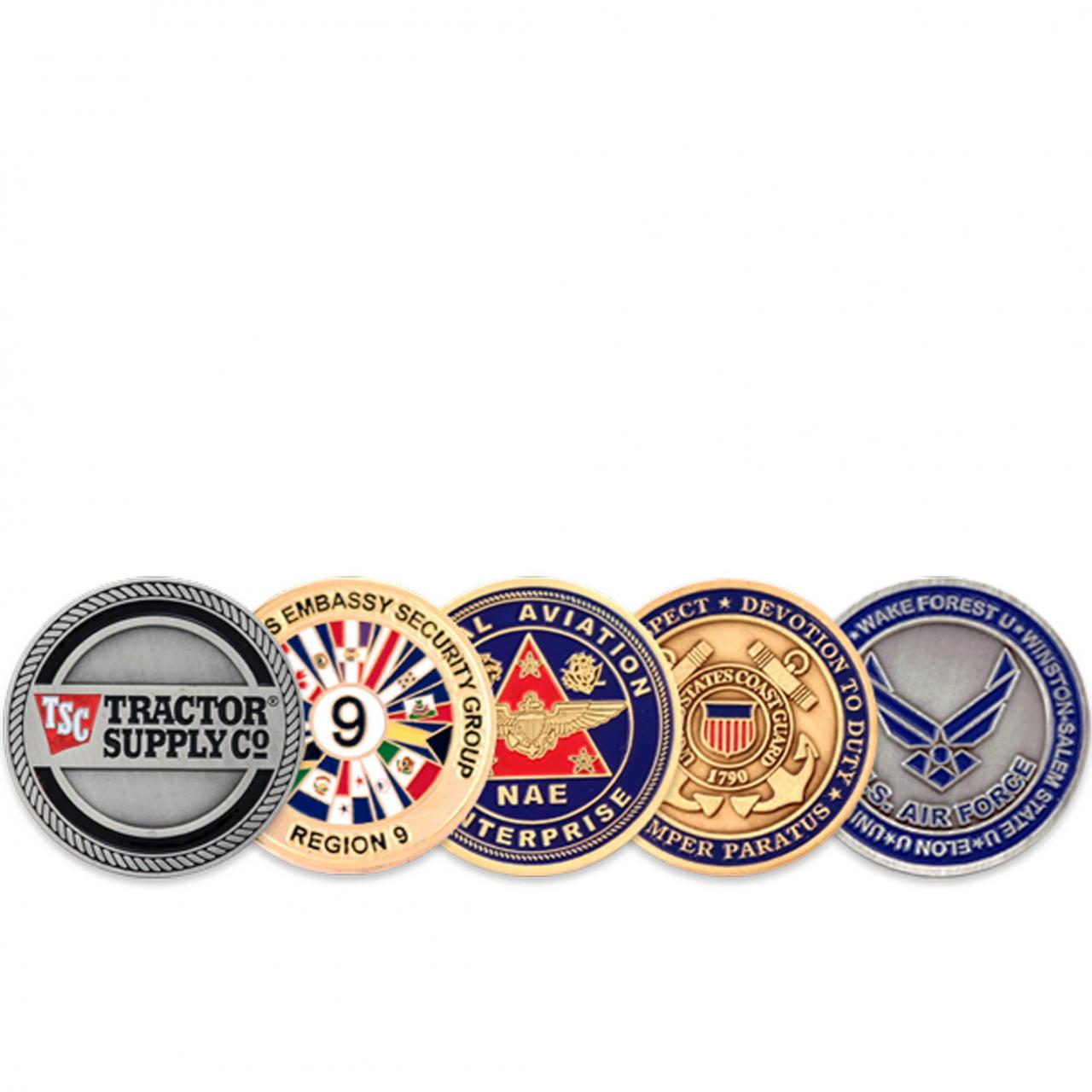Cheap METAL GIFTS Military Coins for sale