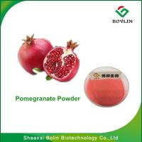 Cheap PomegranatePowder /Hot Sale Pomegranate Extract 98.0% Ellagic Acid Anti-mutation Powder for sale