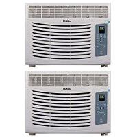 China Haier Home/Office Energy Star Window Air Conditioner 5,100 BTU AC Unit (2 Pack) on sale
