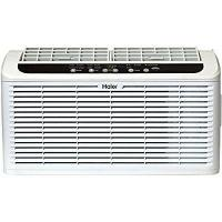 China Haier ESAQ406P Serenity Series 6050 BTU 115V Window Air Conditioner with LED Remote Control on sale