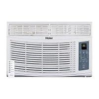 China Haier ESA410N 10,000 BTU 115V Window-Mounted Air Conditioner and MagnaClik Remote with Braille on sale