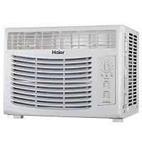 China Haier 5100 BTU 115V Window Mounted Air Conditioner AC Unit with Fan | HWF05XCR-T on sale