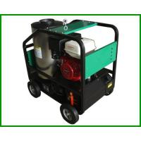 Cheap Gasoline engine driven water hot water cleaning machine for sale