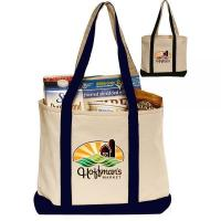 Cheap 12 oz. Custom Cotton Bags Printed with Logo Design wholesale