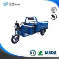China 1500W DC Brushless Motor 60-72V ET01 Electric Cargo Tricycle for Sale on sale