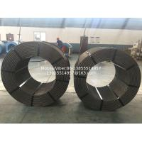 China ASTMA416 7 wire high tensile low relaxation prestressed strand PC Strand on sale