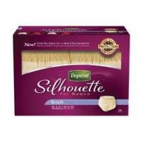 China Incontinence Depend Silhouette Briefs For Women on sale