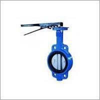 Cheap Cast Iron Wafer Butterfly Valve For Water Gas Oil for sale