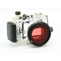 Cheap Underwater camera housing for Canon PowerShot S120 for sale