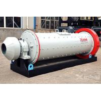 Cheap Cylinder Energy Saving Overflow Ball Mill for sale