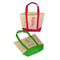 Cheap non woven handle bag wholesale