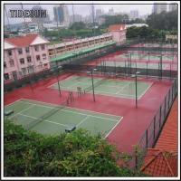 Cheap Public Indoor Tennis Courts and Field Club Center Flooring wholesale