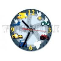 Cheap ROPE WATCH PVC CLOCK Diametter 130 mm for sale