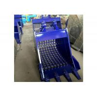 Cheap Excavator Riddle Buckets wholesale