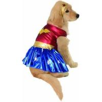 Buy cheap DC Comics Pet Costume, Medium, Wonder Woman from wholesalers